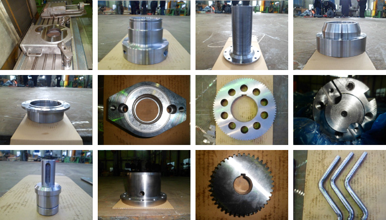 Dedicated Parts for Construction Equipment
